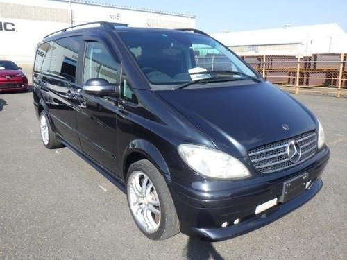 2005 MERCEDES-BENZ VIANO V350 3.2 LWB AMBIENTE BRABUS KIT & WHEEL SOLD (picture 2 of 6)