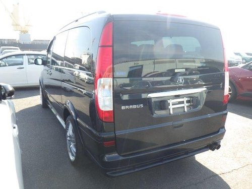2005 MERCEDES-BENZ VIANO V350 3.2 LWB AMBIENTE BRABUS KIT & WHEEL SOLD (picture 4 of 6)