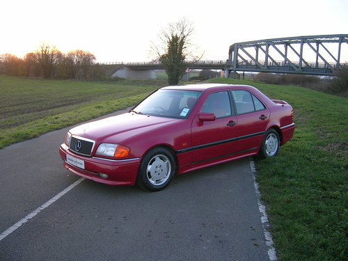 1994 Mercedes C180  For Sale (picture 1 of 6)