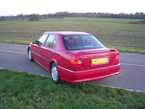 1994 Mercedes C180  For Sale (picture 2 of 6)