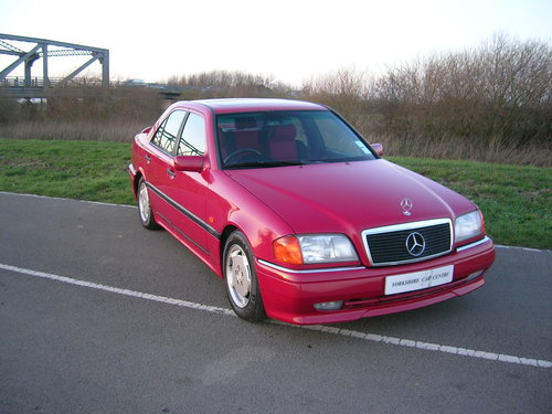 1994 Mercedes C180  For Sale (picture 3 of 6)