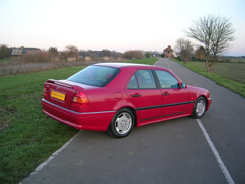 1994 Mercedes C180  For Sale (picture 4 of 6)