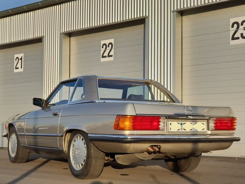 1987 Mercedes Benz 300SL R107 beautiful in shape For Sale (picture 6 of 6)