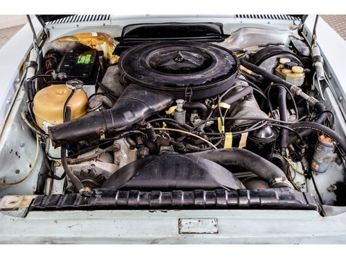 1973 Mercedes-Benz V8 450 SL Roadster For Sale (picture 4 of 6)