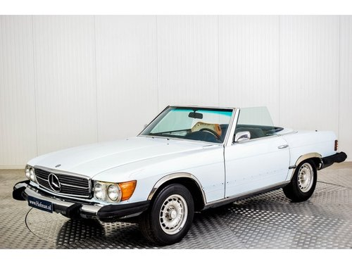 1973 Mercedes-Benz V8 450 SL Roadster For Sale (picture 6 of 6)