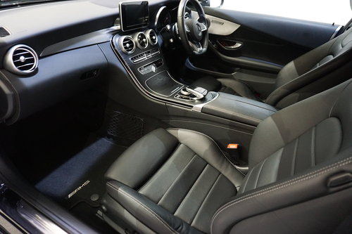 2016 Mercedes Benz C300 AMG Line Coupe'  SOLD (picture 4 of 6)