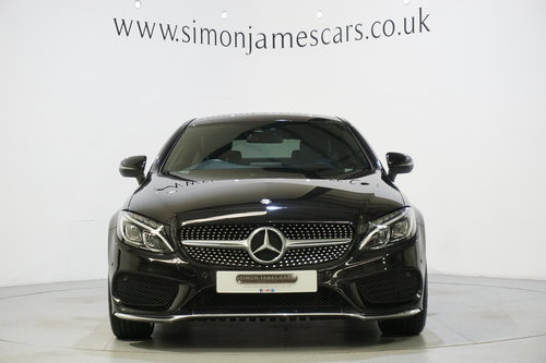 2016 Mercedes Benz C300 AMG Line Coupe'  SOLD (picture 5 of 6)