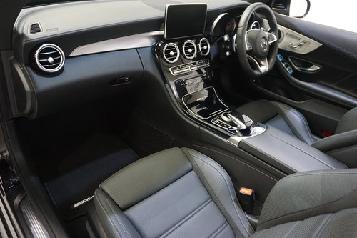 2017 Mercedes Benz C63 AMG Convertible / HUGE SPEC / AS NEW For Sale (picture 4 of 6)