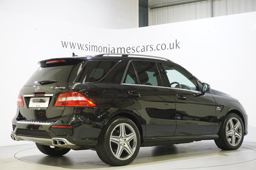 2014 Mercedes Benz ML63 5.5 V8 Bi-Turbo / MASSIVE SPEC  For Sale (picture 2 of 6)