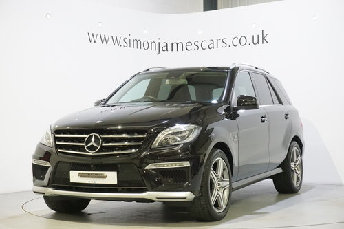 2014 Mercedes Benz ML63 5.5 V8 Bi-Turbo / MASSIVE SPEC  For Sale (picture 4 of 6)