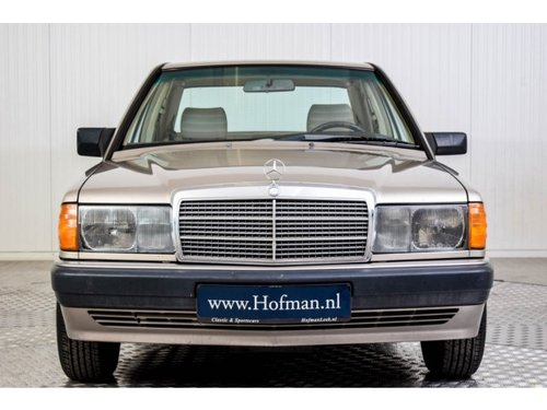 1989 Mercedes-Benz 190 2.5 D Turbo Diesel Automatic gearbox For Sale (picture 3 of 6)