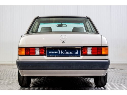 1989 Mercedes-Benz 190 2.5 D Turbo Diesel Automatic gearbox For Sale (picture 4 of 6)