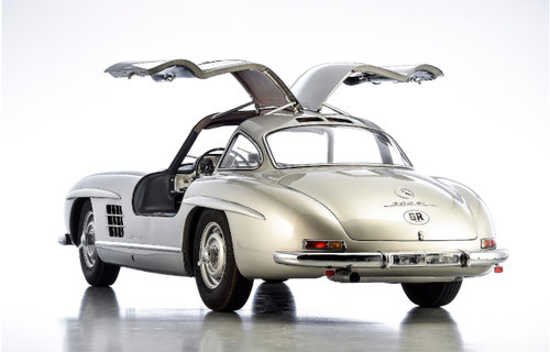 1957 MERCEDES ALU 300 GULLWING FOR SALE  For Sale (picture 1 of 1)