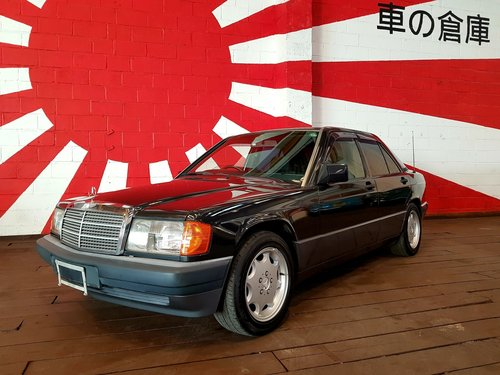 1993 MERCEDES-BENZ 190E 2.6 AUTOMATIC * MODERN CLASSIC For Sale (picture 1 of 6)