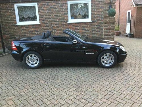 2004 Mercedes Benz SLK 200K 2dr Tip Auto For Sale (picture 3 of 6)