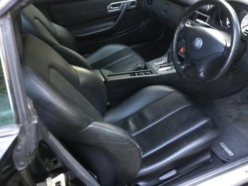 2004 Mercedes Benz SLK 200K 2dr Tip Auto For Sale (picture 5 of 6)