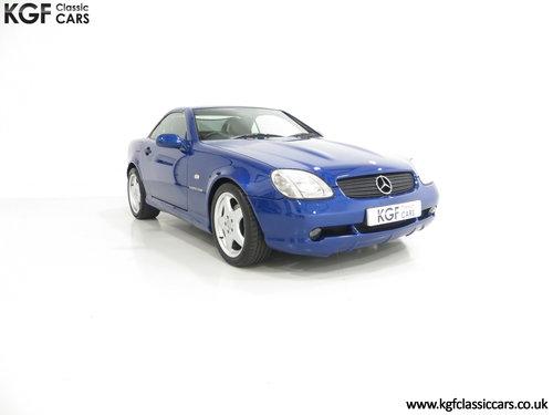 1997 A Full Specification Mercedes-Benz SLK230 Kompressor (R170)  SOLD (picture 1 of 6)