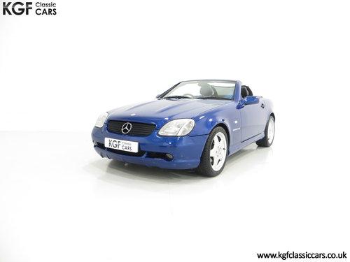 1997 A Full Specification Mercedes-Benz SLK230 Kompressor (R170)  SOLD (picture 2 of 6)