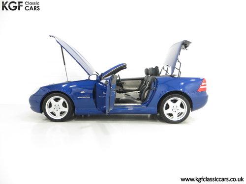 1997 A Full Specification Mercedes-Benz SLK230 Kompressor (R170)  SOLD (picture 3 of 6)