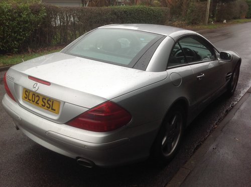 2002 Superb SL 500 For Sale (picture 2 of 2)