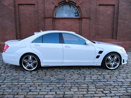 2005 MERCEDES-BENZ S-CLASS S500 LORINSER LIKE BRABUS WALD ART AMG For Sale (picture 2 of 6)