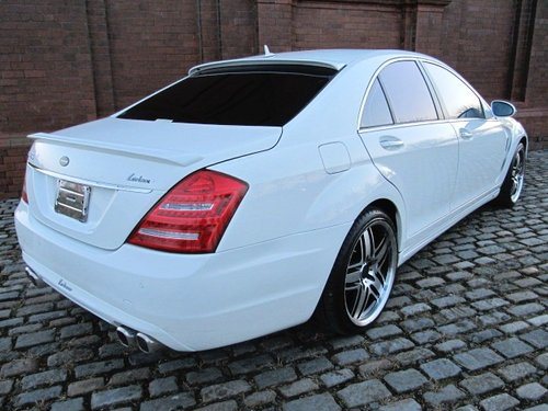 2005 MERCEDES-BENZ S-CLASS S500 LORINSER LIKE BRABUS WALD ART AMG For Sale (picture 3 of 6)