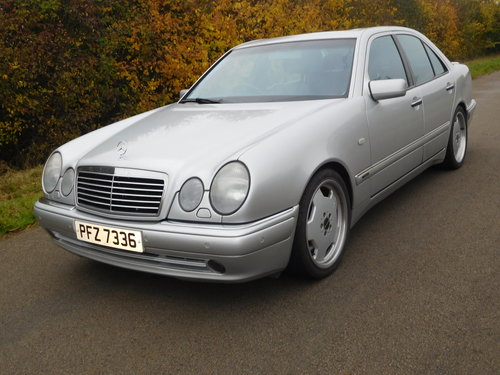 1999 MERCEDES BENZ E55 AMG  63,000 MILES For Sale (picture 2 of 6)