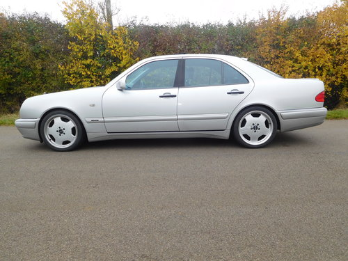 1999 MERCEDES BENZ E55 AMG  63,000 MILES For Sale (picture 4 of 6)