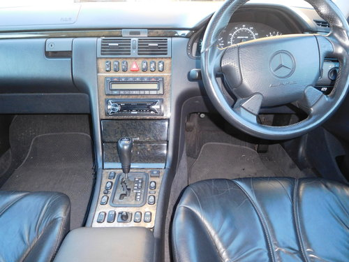 1999 MERCEDES BENZ E55 AMG  63,000 MILES For Sale (picture 6 of 6)