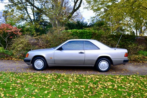 1988 Mercedes W124 300CE *Velour, Stunning!* SOLD | Car And