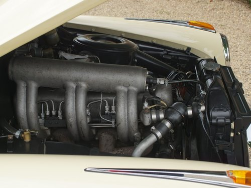 1960 Mercedes Benz 220SE Ponton coupe For Sale (picture 4 of 6)
