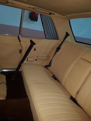 1976 Mercedes R107 450SLC For Sale (picture 6 of 6)