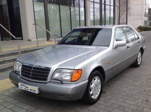 1992 Mercedes-Benz 600SEL V12 408BHP V rare only 68 in UK ...