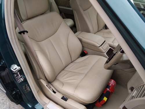 Mercedes S420L LWB Saloon 4.2 Litre 1998S - ONLY 27000 miles For Sale (picture 4 of 6)