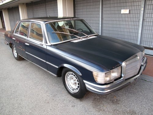 1976 Mercedes 450 SEL 6.9 ARMORED BULLET PROOF For Sale (picture 1 of 6)