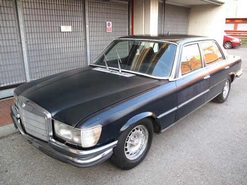 1976 Mercedes 450 SEL 6.9 ARMORED BULLET PROOF For Sale (picture 2 of 6)