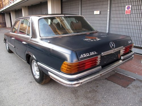 1976 Mercedes 450 SEL 6.9 ARMORED BULLET PROOF For Sale (picture 4 of 6)