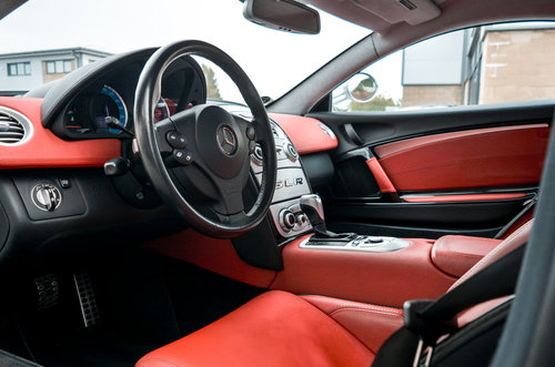 2005 05 Mercedes-Benz SLR McLaren Left Hand Drive For Sale (picture 4 of 6)