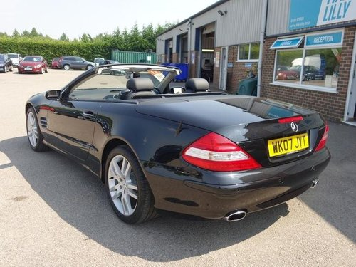 2007 Mercedes SL350 stunning condition only 31,000 For Sale (picture 3 of 6)