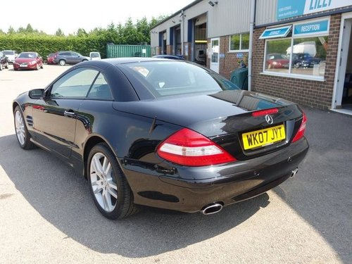 2007 Mercedes SL350 stunning condition only 31,000 For Sale (picture 5 of 6)
