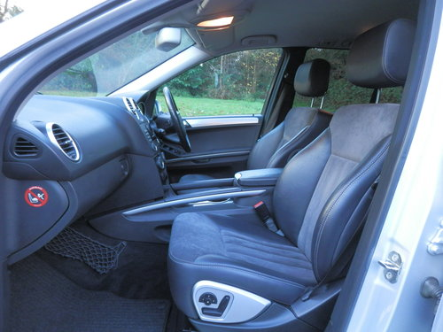 Mercedes ML280 CDi Sport.. Rare Factory AMG Spec.. FSH SOLD (picture 3 of 6)
