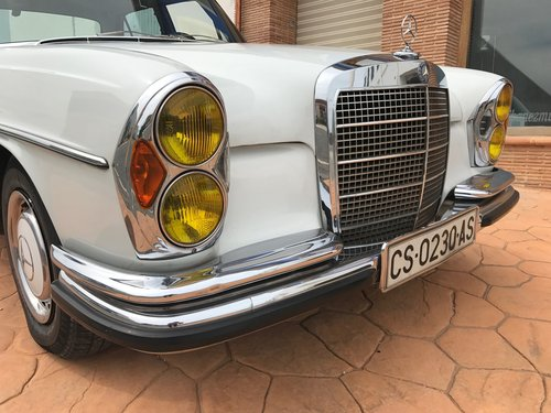 1972 Mercedes w108 280 se manual For Sale (picture 2 of 6)