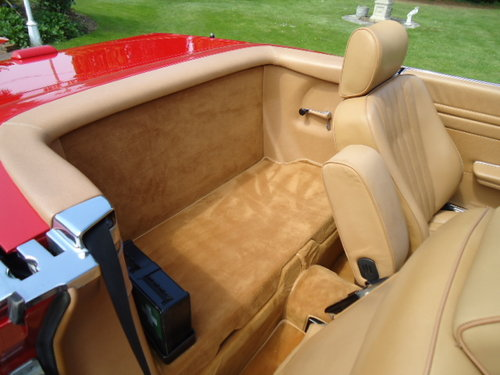 Mercedes 560SL Sports 1988 LHD For Sale (picture 5 of 6)