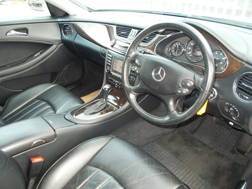 2007 Mercedes-Benz CLS 320 CDi Auto 2 Owners from New !! For Sale (picture 6 of 6)