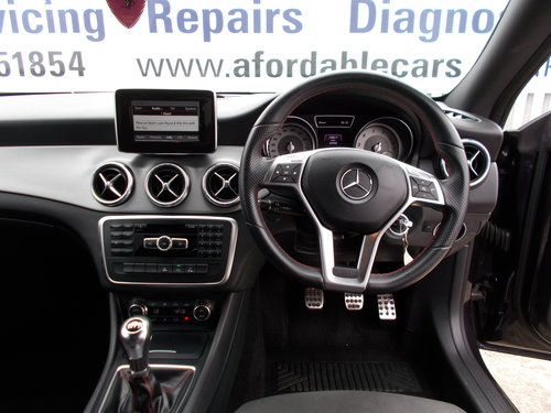 2014 Mercedes - Benz CLA 180 AMG Sport For Sale (picture 5 of 6)
