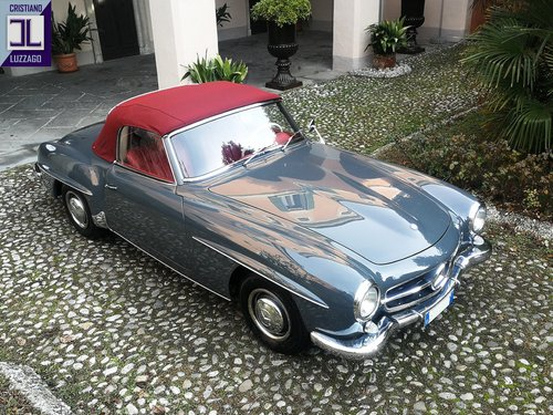 1959 MERCEDES 190 SL JUST TOTALLY RESTORED For Sale (picture 1 of 6)