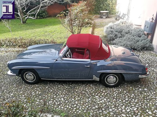 1959 MERCEDES 190 SL JUST TOTALLY RESTORED For Sale (picture 2 of 6)