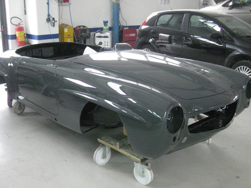 1959 MERCEDES 190 SL JUST TOTALLY RESTORED For Sale (picture 5 of 6)