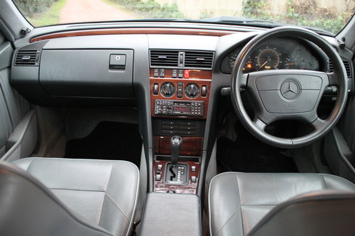 1996 Mercedes Benz C280 Elegance Automatic W202 With Low Mileage SOLD (picture 4 of 6)