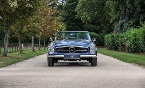 1967 Mercedes-Benz SL250  For Sale (picture 1 of 6)
